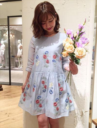 Spring dress series