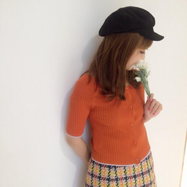 me♡rib knit