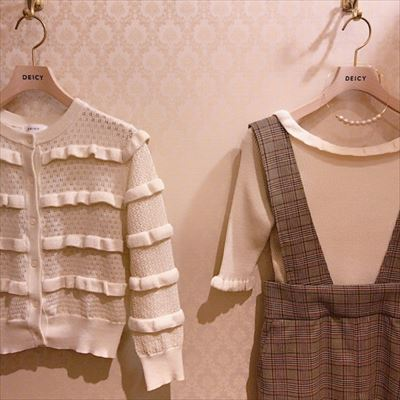 Lame cotton knit series