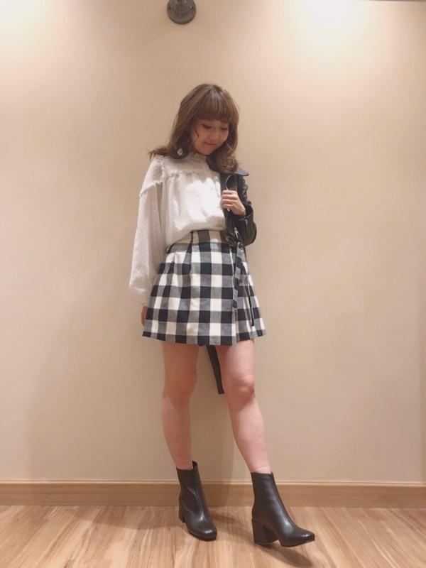 lap short pants♡