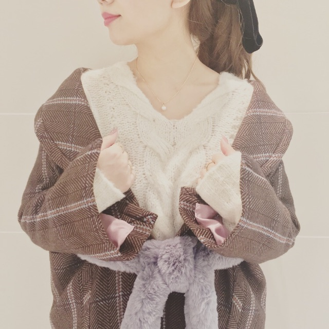 ★Recommended coat★