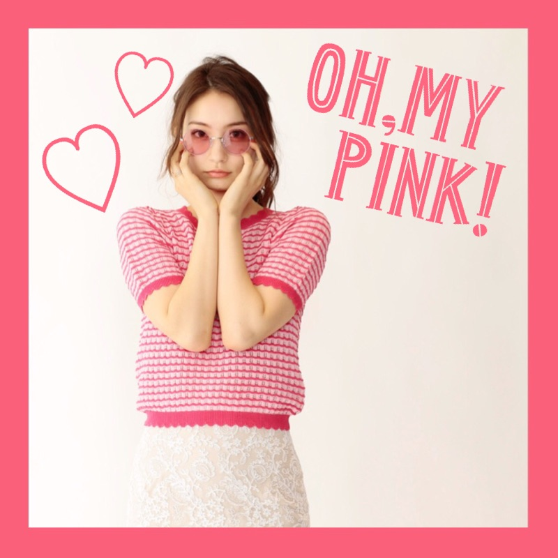 【PINK DAYS OUTFITS OF DEICY】NO,2