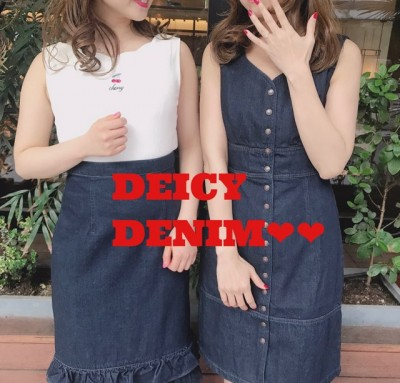 LOVE♡DENIM COLLECTION