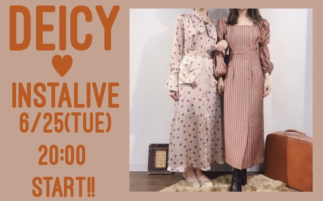 2019 AUTUMNCOLLECTION PREORDER & insta live