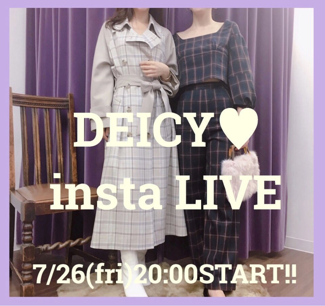 2019 AUTUMNCOLLECTION PREORDER NO.2 & insta live