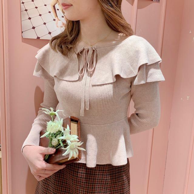 winter knit items♡