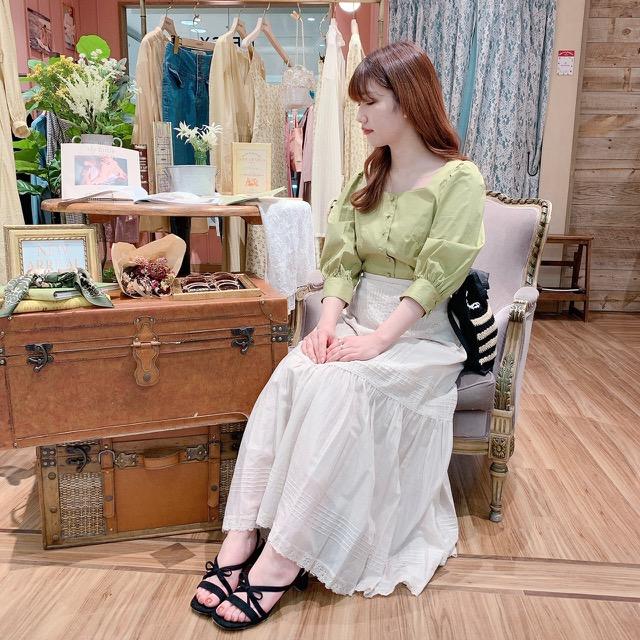 green item♡